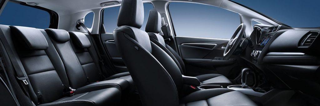 Đánh giá nội thất xe Honda Jazz 2019