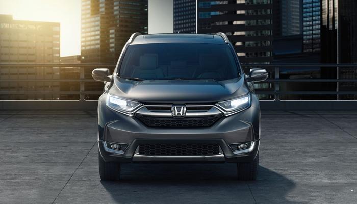 Đầu xe Honda CRV