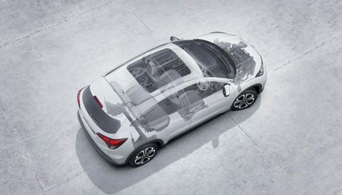 Hộp số tự động vô cấp CVT và phom dáng coupé đậm tính khí động học