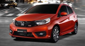 Honda Brio 2019