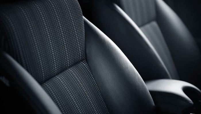 Honda HRV 2019 tại thị trường Malaysia sẽ được trang bị chất liệu nửa da nửa vải cho cả hai hàng ghế