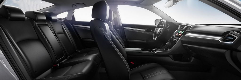 Nội thất xe Honda Civic 2019