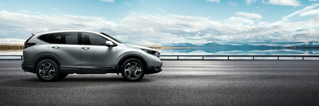 Ngoại thất xe Honda CRV 2019 7 chỗ