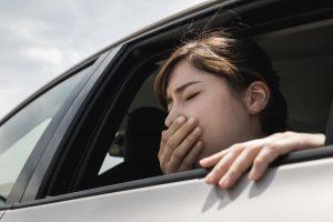 Những cách chống say xe