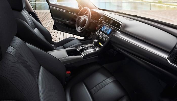 Tiện nghi và công nghệ vốn là bản sắc của Honda