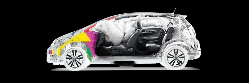 Trang bị công nghệ an toàn Honda Jazz 2019
