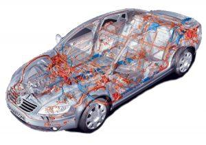 Hệ thống điện ô tô
