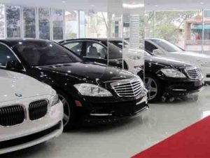 Các loại phí và thuế khi mua ô tô mới