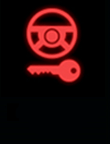 Đèn báo khóa vô lăng