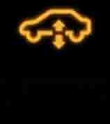 Đèn cảnh báo lỗi hệ thống treo