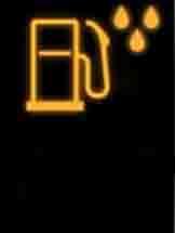 Đèn báo nước vô bộ lọc nhiên liệu