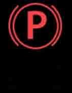 Đèn báo phanh đỗ xe