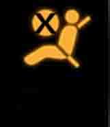 Đèn báo tắt hệ thống túi khí