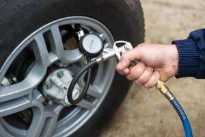 Áp suất lốp xe