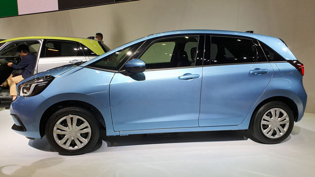 Ngoại hình Honda Jazz 2020