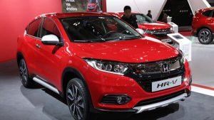 Honda HR-V tưng bừng khuyến mãi