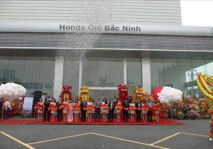 Honda ô tô Bắc Ninh