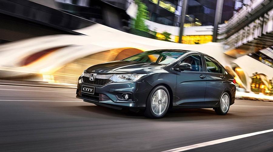 Đánh giá xe Honda City 2020