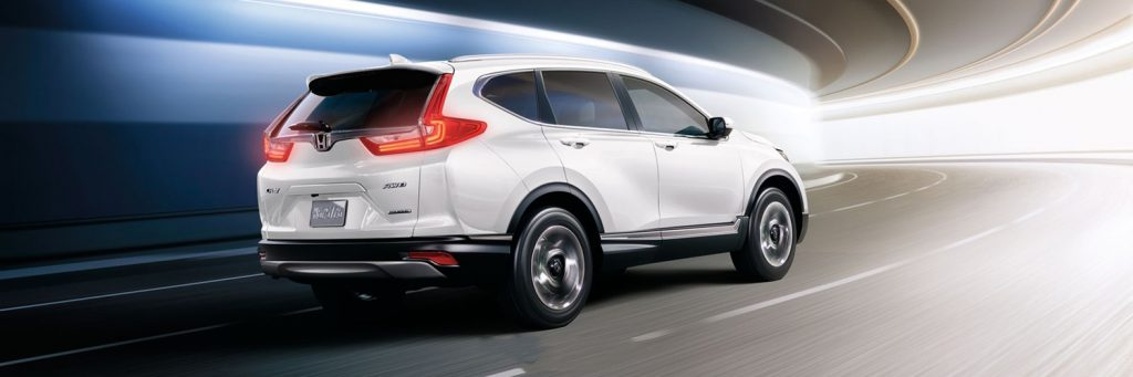 Động cơ và vận hành Honda CRV 2019 7 chỗ