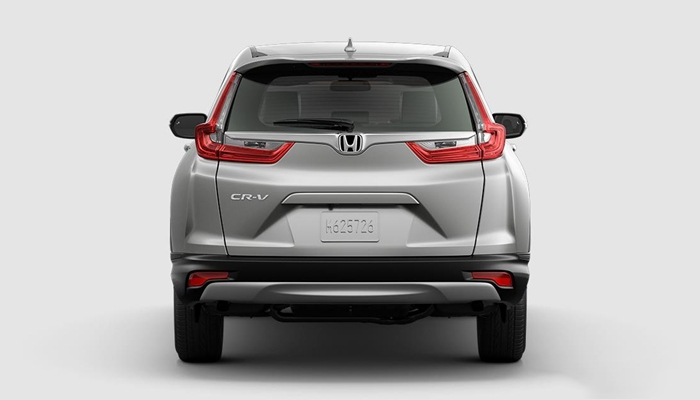 Đuôi xe Honda CR V