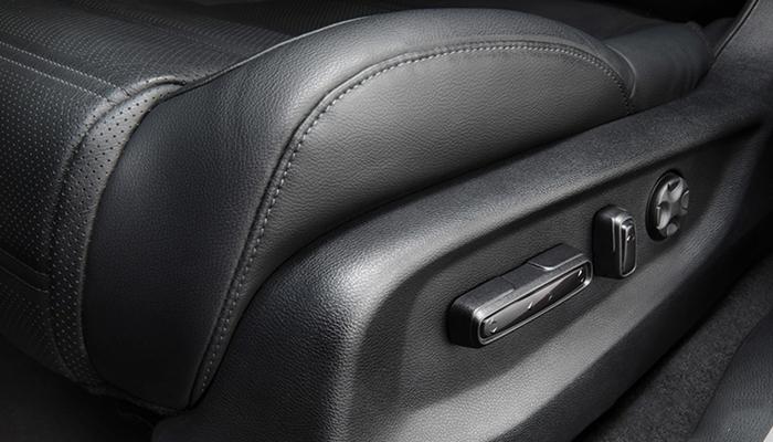 Ghế lái CRV có thể chỉnh điện 08 hướng
