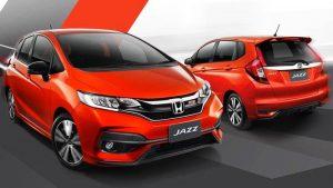 Honda Jazz đẹp không tỳ vết