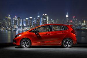 Honda Jazz - Chiếc xe của thành thị