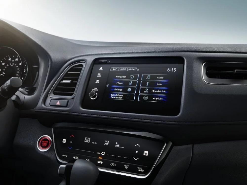 Nội thất Honda HR-V
