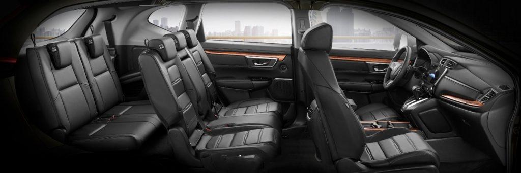 Nội thất xe Honda CRV 2019 7 chỗNội thất xe Honda CRV 2019 7 chỗ