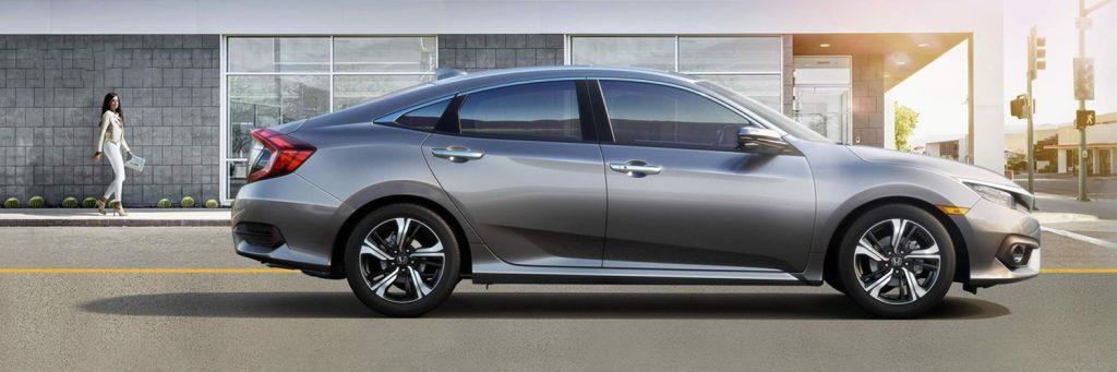 Ngoại thất xe Honda Civic 2020