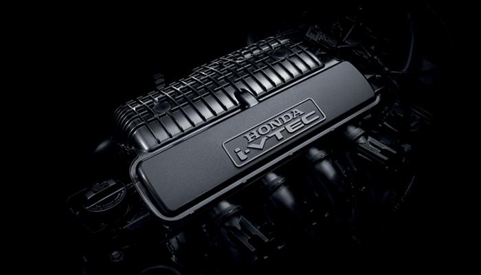 Trang bị khối động cơ 1.5L SOHC i-VTEC