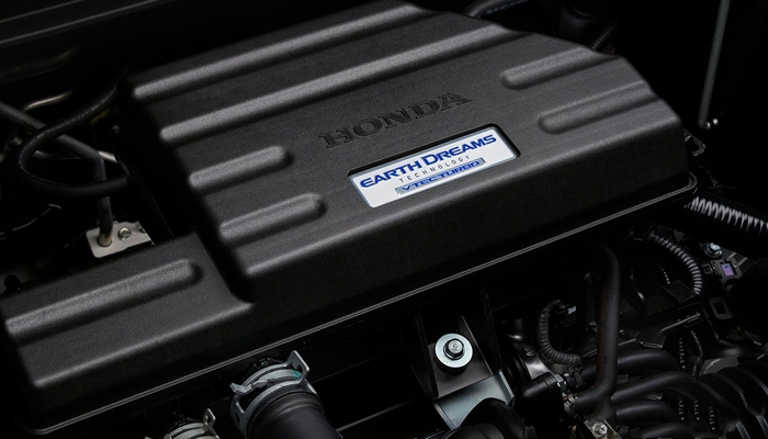 Trang bị khối động cơ tăng áp 1.5 Turbo