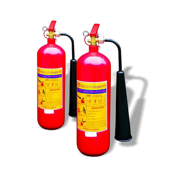 Bình cứu hỏa dạng khí CO2