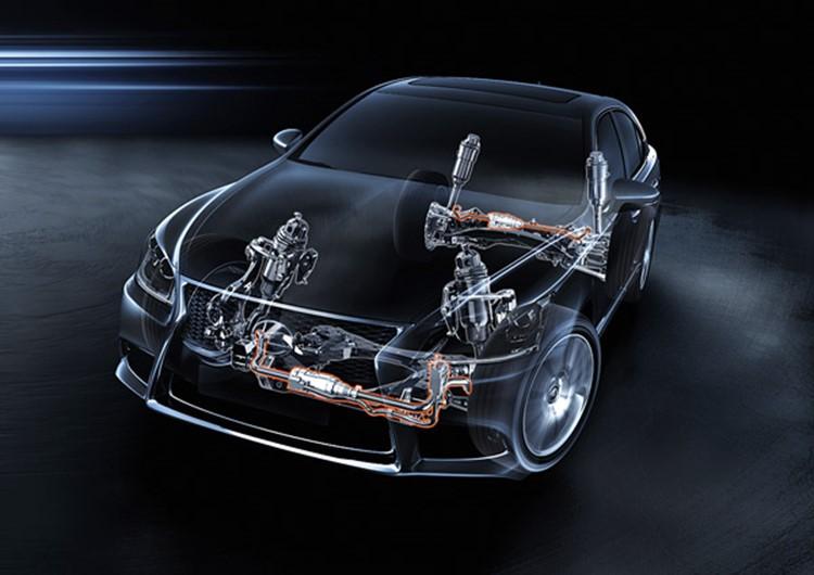 Hệ thống treo trên ô tô là giHệ thống treo trên ô tô là gi