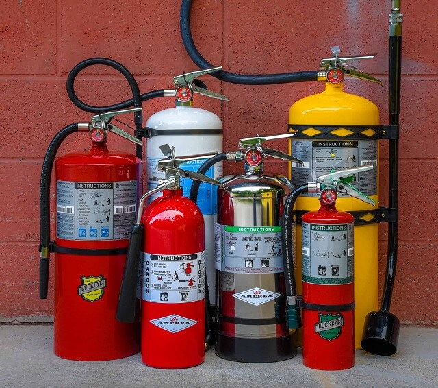 Nên chọn loại bình chữa cháy nào