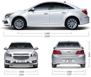 Cách tính chiều dài cơ sở ô tô
