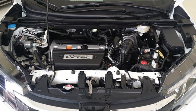 Động cơ và vận hành của Honda CR-V 2021