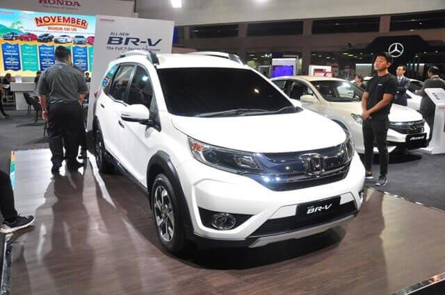 Honda BRV 2020 dự kiến về Việt Nam vào đầu năm 2020