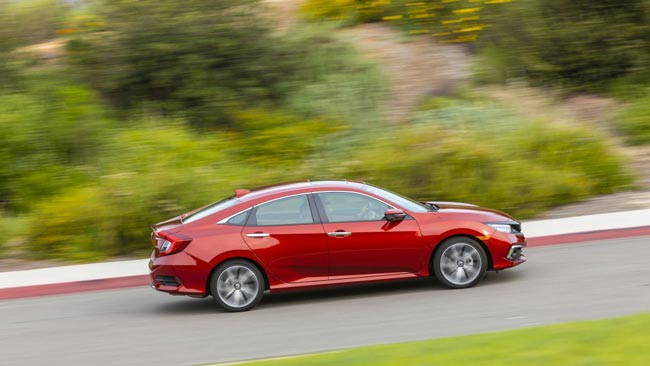 Honda civic 2020 bao giờ ra mắt