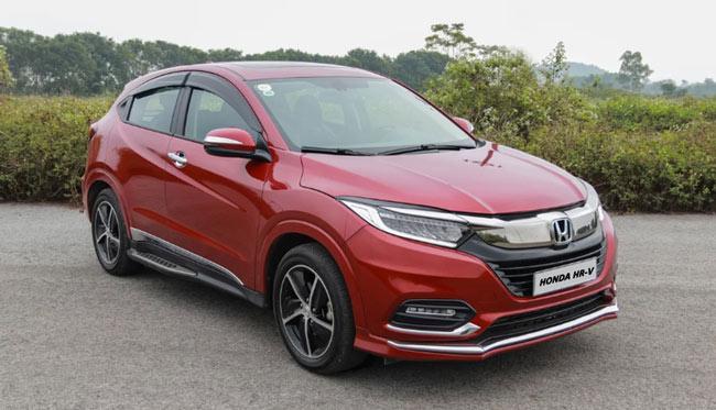 Ngoại Thất Honda HR-V 2020