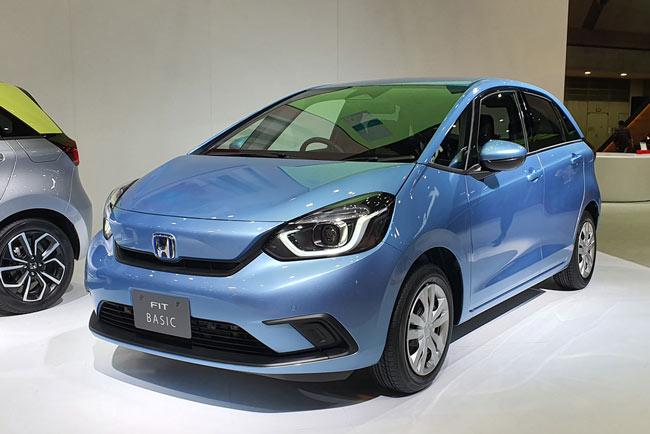 Tổng quan về Honda Jazz 2020