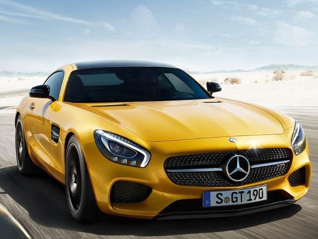 Chọn mua ô tô màu Vàng Sậm