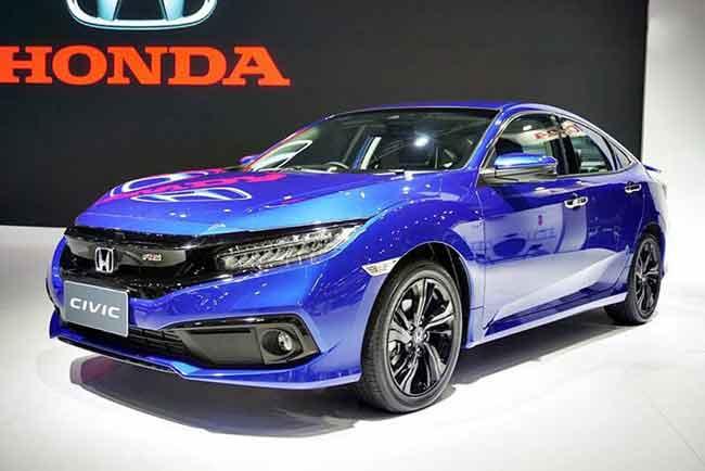 Honda Civic thiết kể đậm chất thể thao