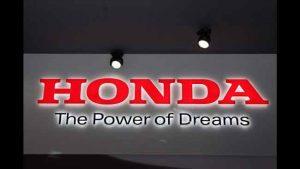 Thương hiệu Honda