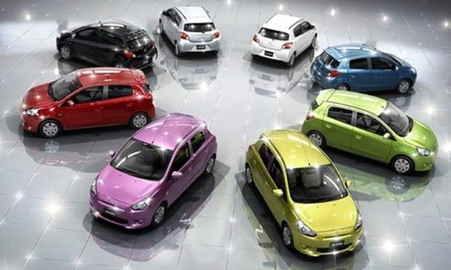 Xem tuổi hợp với màu gì để mua xe