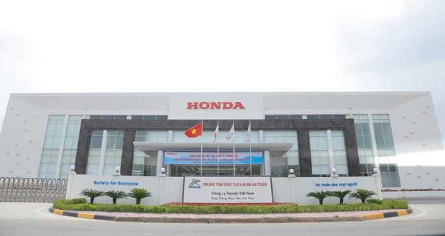 Honda ô tô Việt Nam