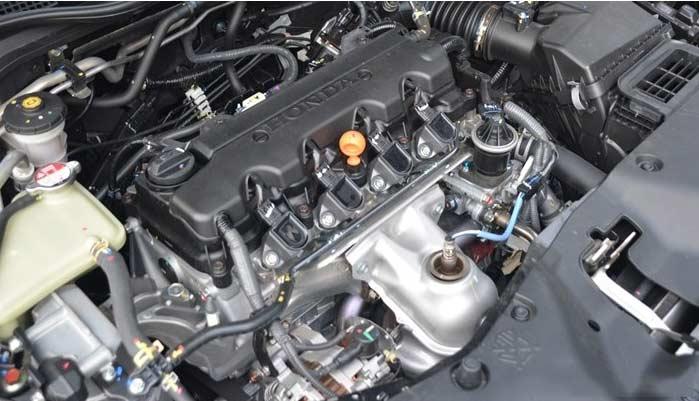 Động cơ và vận hành của Honda Civic