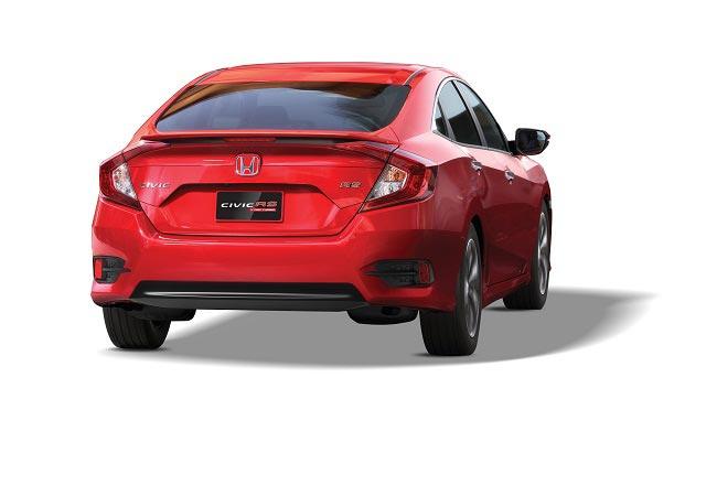 Honda Civic 2020 giá bao nhiêu