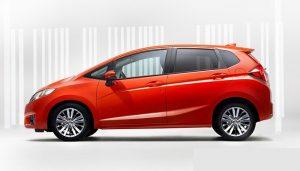 Thân xe Honda Jazz 2020