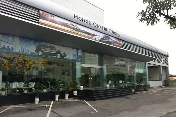 Honda Ô Tô Hải Phòng